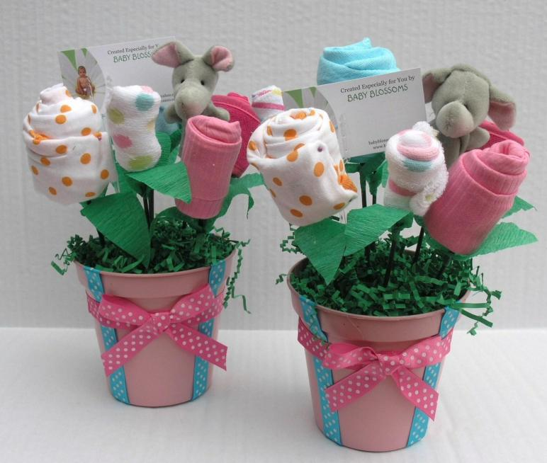 Baby Shower Centerpieces Girls Party Favors Ideas