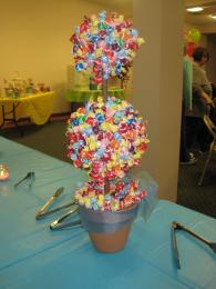 Baby Shower Centerpieces Ideas Party Favors