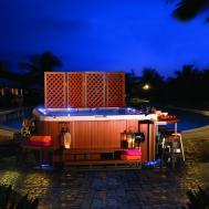 Backyard Hot Tub Ideas Installation Landscaping