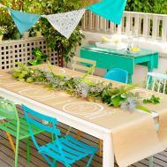 Backyard Party Ideas Decor Summer Entertaining