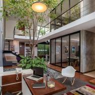 Balancing Comfort Formality Modern Matatena Offices