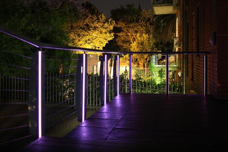 Balcony Lighting Light Tape Blog