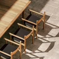 Barber Osgerby Unveil Outdoor Furniture Collection