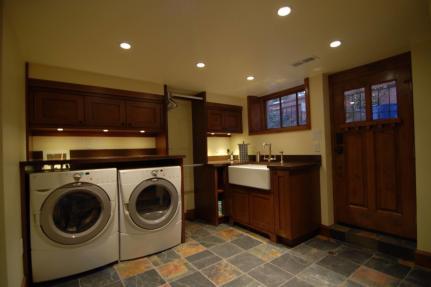 Basement Laundry Ideas Masters