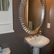 Bathroom Bring Touch Calm Elegance Your