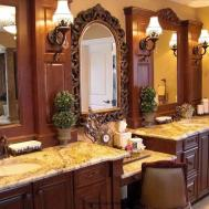 Bathroom Countertop Accessories Counter Storage