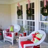 Beautiful Christmas Porch Decorating Ideas Style Estate