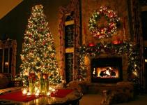 Beautiful Christmas Tree Victoria