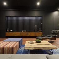 Beautiful Luxury Office Apartment Kiev Columnm