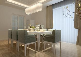 Beautiful Modern Dining Room Wall Decor Ideas Small