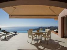 Beautiful Modern Hilltop Villa Salt Water Infinity