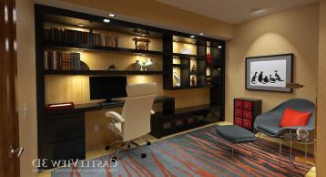 Bedroom Decor Home Office Ideas