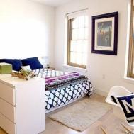 Bedroom Divider Walls Diy Sliding Door