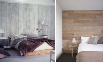 Bedroom Paneling Ideas Bedrooms Wood