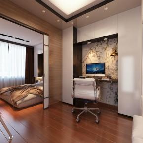 Bedroom Study Area Designs Home Includes