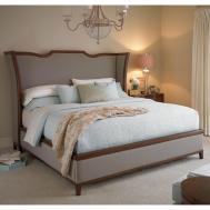 Bedroom Upholstered Headboard Standing Lamp