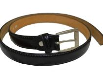 Belt Mens Stylish Dress Belts Leather Black