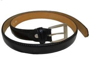 Belt Mens Stylish Dress Belts Leather Black