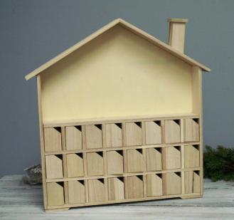 Ben Franklin Crafts Frame Shop Diy Advent House