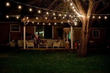 Benefits Outdoor Patio Lights Enlightened Lighting
