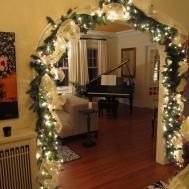 Best Christmas Living Room Decor Ideas Designs 2018