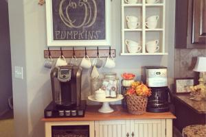 Best Coffee Station Ideas Designs 2018