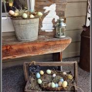 Best Easter Porch Decor Ideas Designs 2018