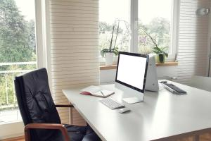 Best Minimalist Office Design Ideal Home Hk1lh