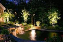 Best Outdoor Lighting Ideas Pool Mini Lake