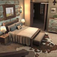 Best Rustic Bedroom Wall Decor Ideas Master
