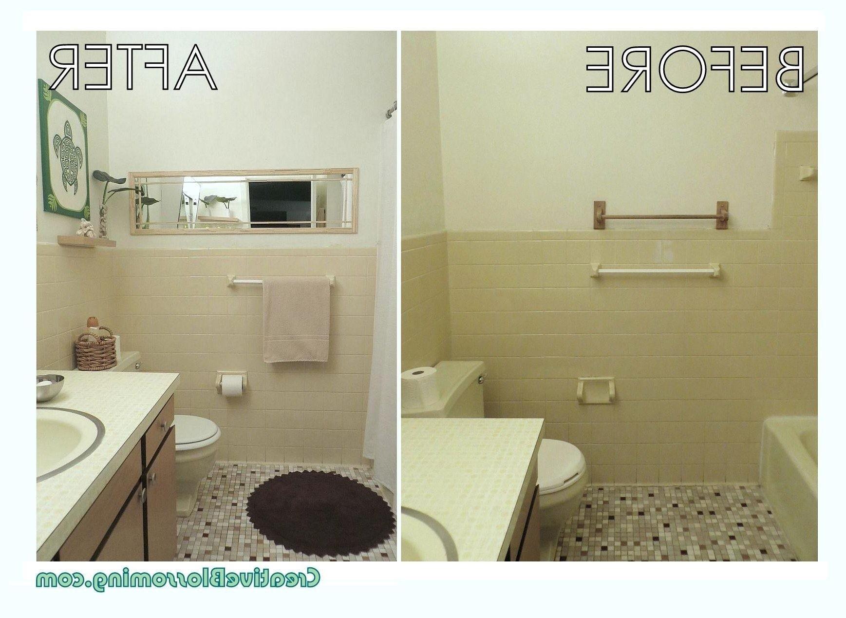 Best Small Rental Bathroom Ideas Apartment - Decoratorist - #25