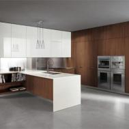 Best Ultra Modern Italian Kitchen Design