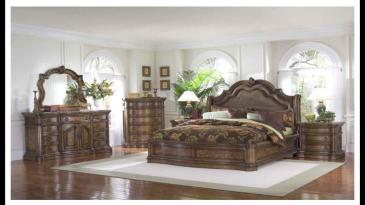 Best Wood Master Bedroom Interior Wardrobe Design