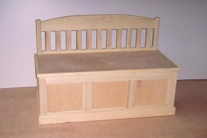 Best Wooden Bench Toy Box Photos 2017 Blue Maize