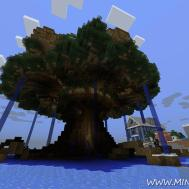 Best World Ever Creative Survival Map