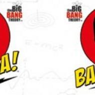 Big Bang Theory Mug Bazinga Sheldon Logo New Official