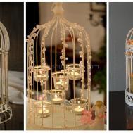 Birdcage Victorian Bird Cage Stand