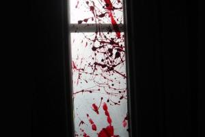 Blood Splatter Archives Diyhalloweencrafts
