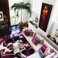 Bold Modern Living Room Diego Alejandro Rincon
