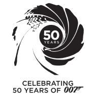 Bond 007 Logo Richard Edwards