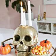 Bone Blood Dark Radiance Creepy Diy Halloween