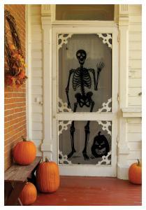 Bones Backdrop Decoration