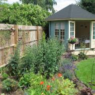 Border Summer House Karen Tizzard Garden Design