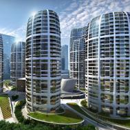 Bratislava Culenova New City Center Proposal Zaha Hadid