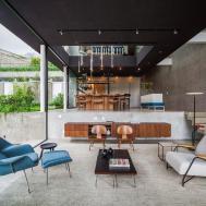 Brazilian Modern Poised Multi Level Family Home Sao Paulo