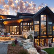 Breathtaking Contemporary Mountain Home Steamboat Springs