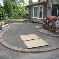 Brick Paver Patio Ideas Design