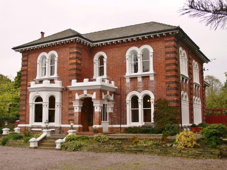 Brick Victorian House Makeover Style