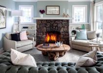 Bright Cozy House Interior Design Ideas Idi