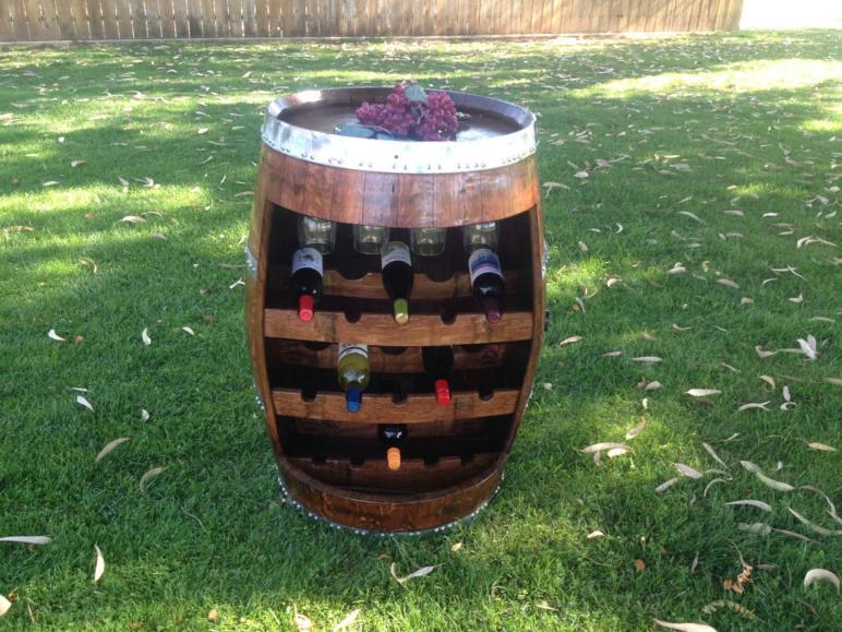 Brilliant Diy Ways Reusing Old Wine Barrels Fall Home